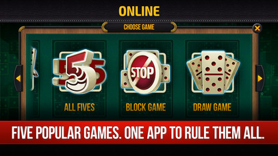 Domino - Dominoes online game screenshot 2