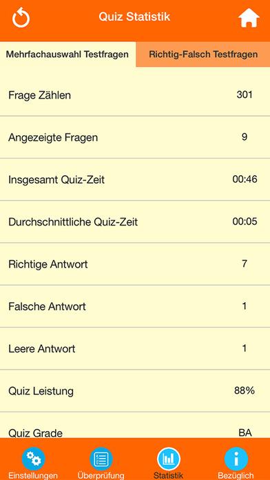 Deutschland Wissens Quiz screenshot 4
