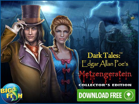 Dark Tales: Edgar Allan Poe's Metzengerstein screenshot 10