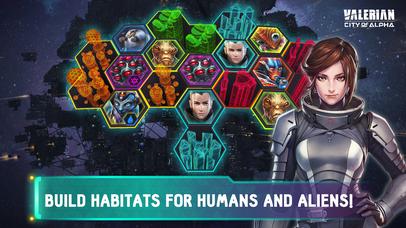 Valerian: City of Alpha screenshot 3
