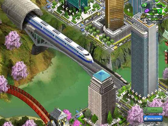 Shinkansen City screenshot 6