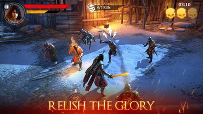 Iron Blade: Medieval RPG screenshot 1