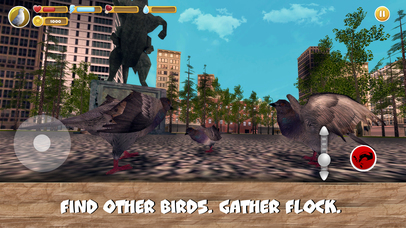 City Birds Simulator Full screenshot 2