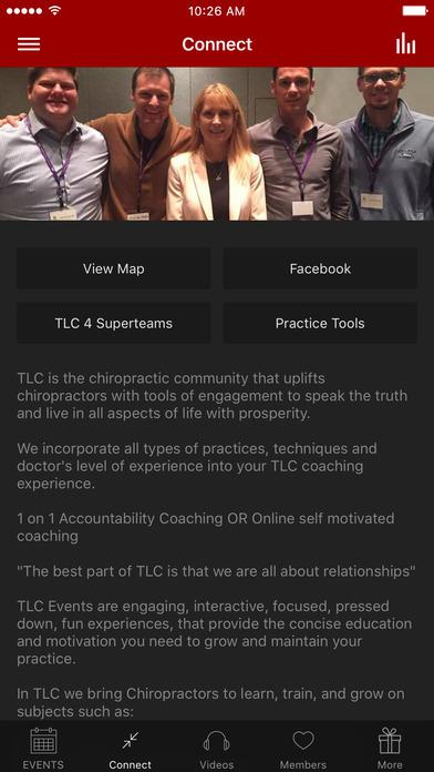 TLC Coaching screenshot 2