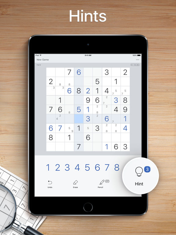 Sudoku – Classic Puzzle Game screenshot 9