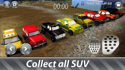 SUV Offroad Rally Full screenshot 2