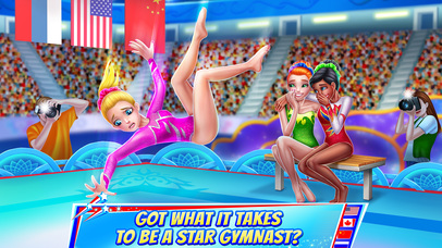 Gymnastics Superstar screenshot 1