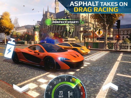 Asphalt Street Storm Racing screenshot 6