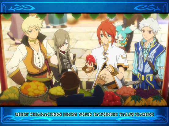 Tales of the Rays screenshot #5