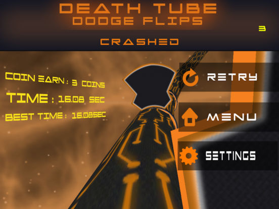 Death Tube - Dodge Flips screenshot 8