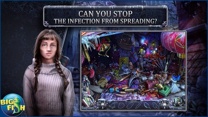 Mystery Trackers: Queen of Hearts - Hidden Objects screenshot 2