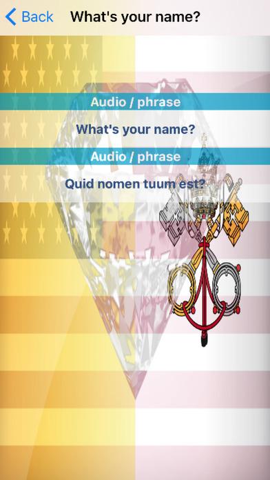 Latin Phrases Diamond 4K Edition screenshot 3