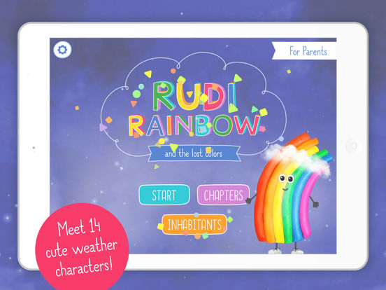 Rudi Rainbow – Children's Book screenshot 6