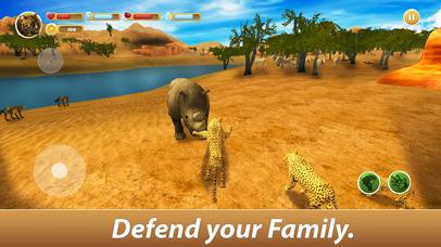 Leopard Family Simulator Full screenshot 3
