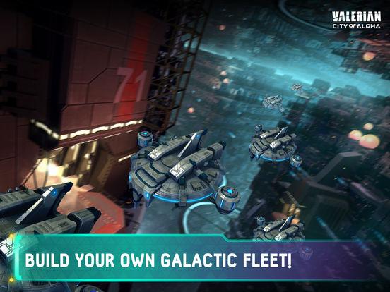 Valerian: City of Alpha screenshot 7