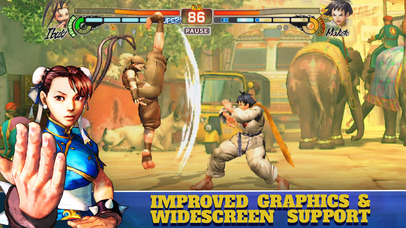 Street Fighter IV CE screenshot 3