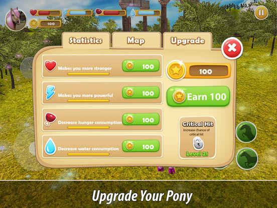 Pony Family Simulator Full screenshot 8