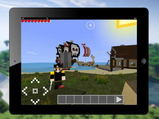 Cube Lands screenshot 5