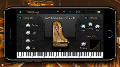 Ravenscroft 275 Piano screenshot 1