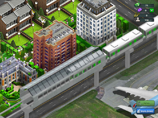 Monorail City™ screenshot 5