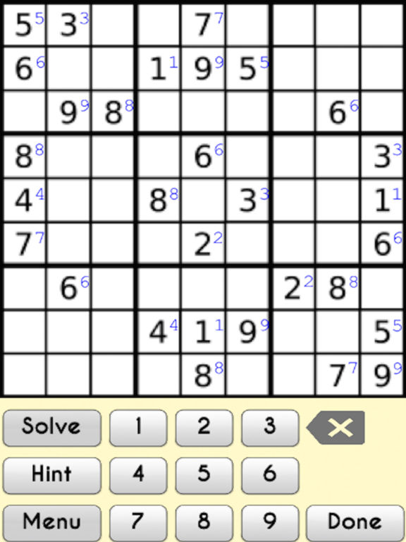 Sudoku Solver :Solve any Sudoku instantly with OCR screenshot 9