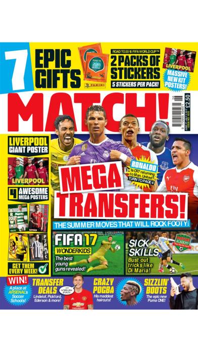Match Magazine screenshot 1