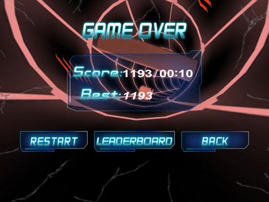 Neon Booster 3D screenshot 10