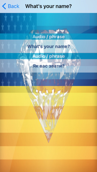 Ukrainian Phrases Diamond 4K Edition screenshot 3