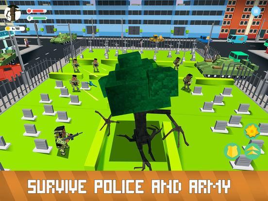 Blocky Monsters Smash Full screenshot 7