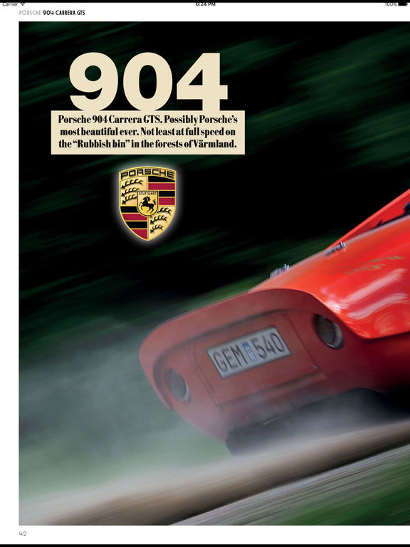 GranTurismo Magazine screenshot 7