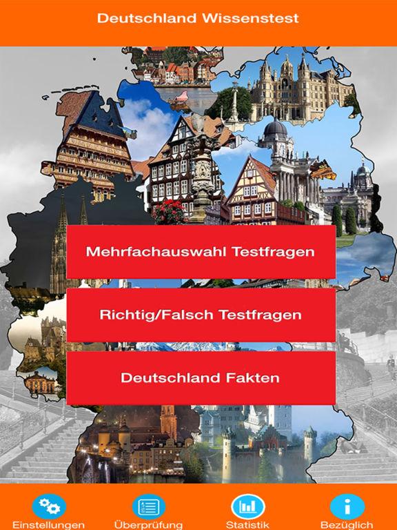 Deutschland Wissens Quiz screenshot 6
