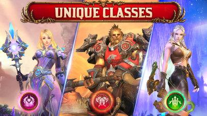 Crusaders of Light screenshot 2