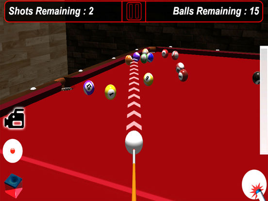 Play Pool Billiard: 3D Board Game 2017 screenshot 8