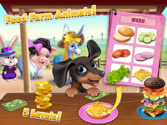 Farm Animals Hospital Doctor 3 - No Ads screenshot 10