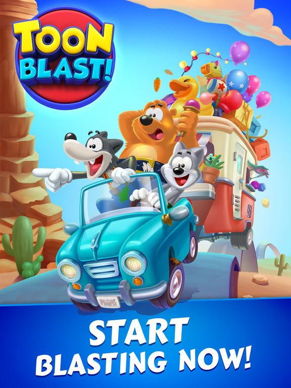 Toon Blast screenshot 10