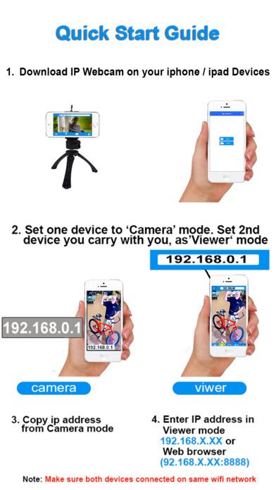 IP Webcam Home Security Camera screenshot 5