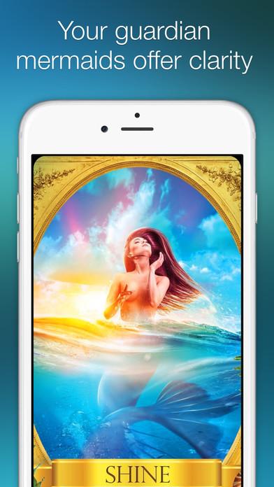 Ask the Mermaids Oracle Cards screenshot 2