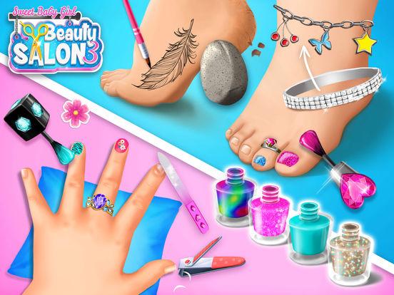 Sweet Baby Girl Beauty Salon 3 screenshot 10