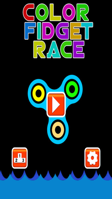 Color Fidget Race screenshot 1