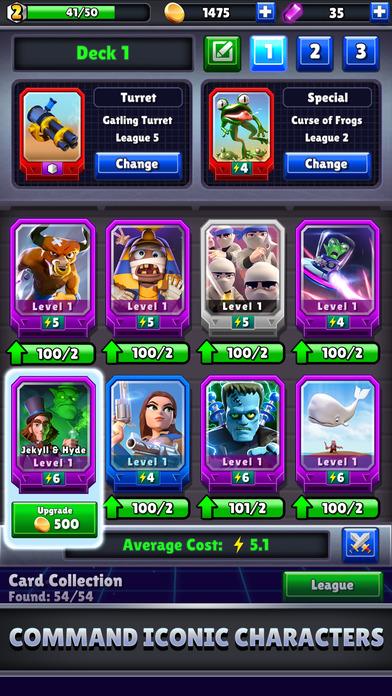 Chaos Battle League screenshot 4