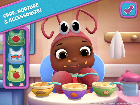 Doc McStuffins: Baby Nursery screenshot 7