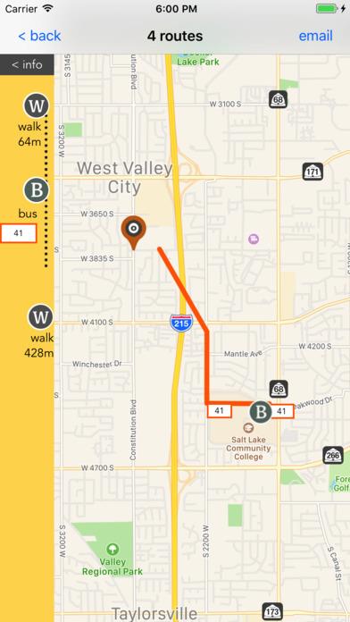 Salt Lake City Transport screenshot 3