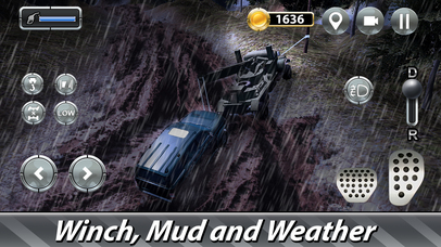 Tow Truck Offroad Driving screenshot 2