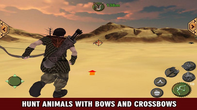 Master Hunter Desert: Archey Shoot screenshot #2