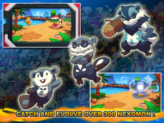 Nexomon screenshot 8