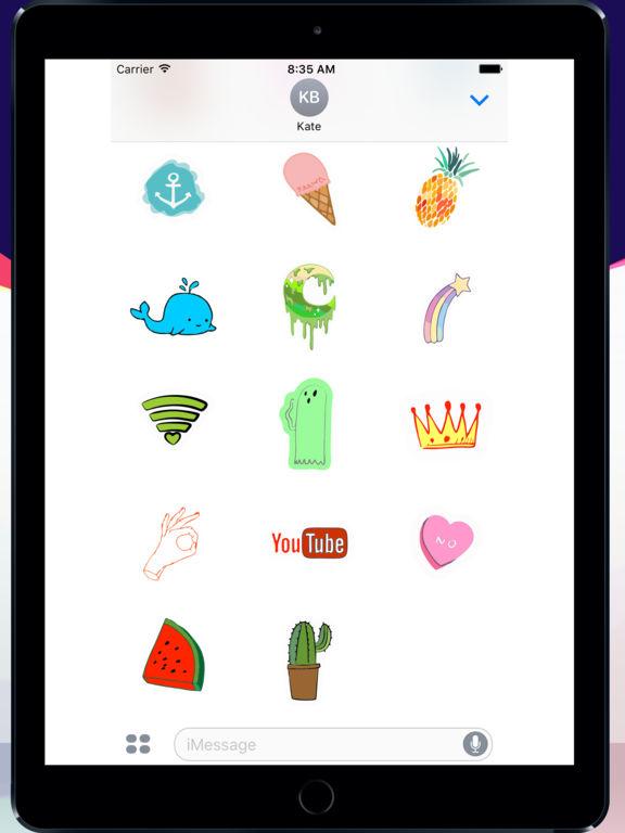 Little Big Sticker Pack screenshot 5