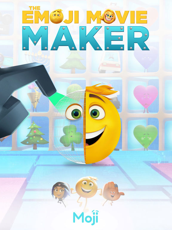 The Emoji Movie Maker screenshot 6