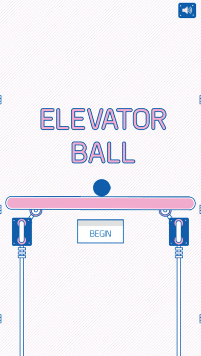 Elevator Ball screenshot 1