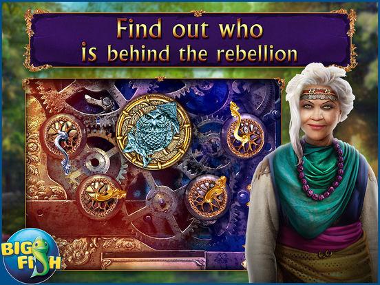 Royal Detective: Borrowed Life  - Hidden Objects screenshot 8