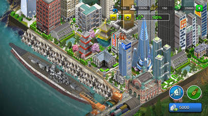 Warship City 1945® screenshot 2